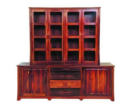 Silhouette Cabinet designed by George R. Shoemaker by