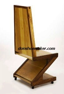 • George Shoemaker´s ZigZag Chair