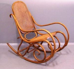 Thonet´s rocking chair