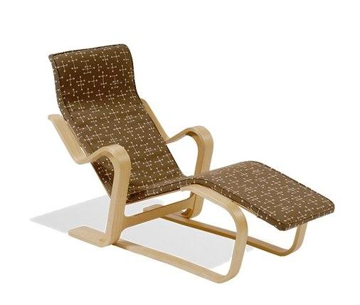 Marcel Breuer Long Chair (1936)