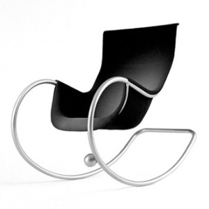 Keinu Rocking Chair by Eero Aarnio (1983)