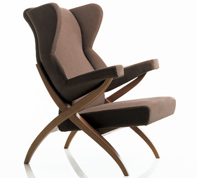 FIORENZA Armchair designed by Franco Albini (1952)