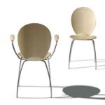 Hans Sandgren Jakobsen´s Pingo Chair (2002)
