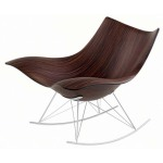 Stingray Wood Rocker by Thomas Pedersen (2005)