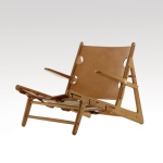The Hunting Chair (2229) by Børge Mogensen (1950)