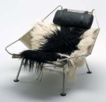 Flag Halyard Chair by Hans J. Wegner (1950)