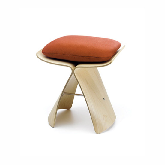 Butterfly Stool by Sori Yanagi (1954)
