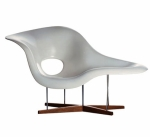 La Chaise by Charles & Ray Eames (1948)