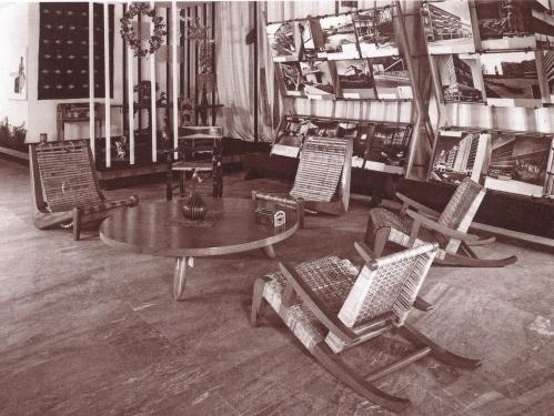 Arte en la Vida Diaria Exhibition, Palacio de Bellas Artes (1952)