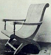 A Butaca from Jalisco (Miguelito Chair)