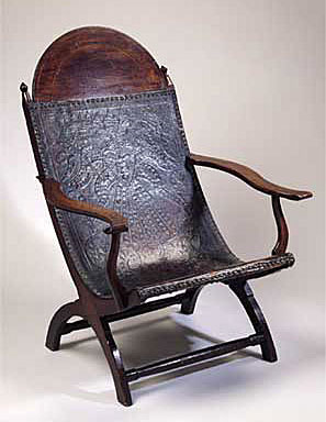 Campeche Chair (1810-1825)