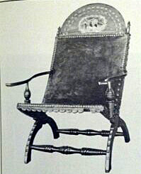 Mexican Campeche Chair (19th Century)