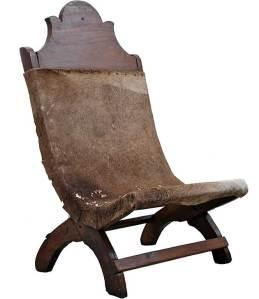 A Yucatán Butaque Chair
