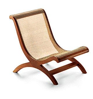 Butaca Chair designed by Luis Barragán (1945)