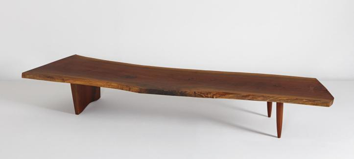 "George Nakashima ""Slab"" Coffee Table (1969)"