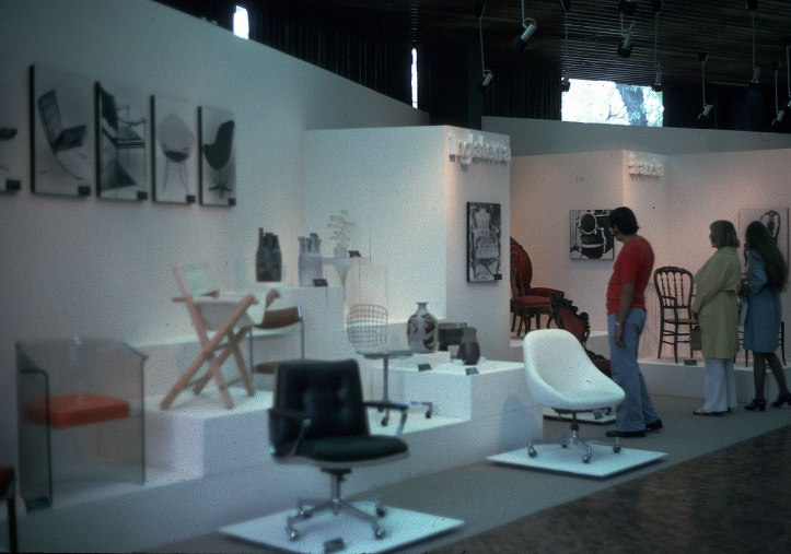 "Mexico City Modern Art Museum (MAM) ""Diseño en México"" 1975 exhibition"
