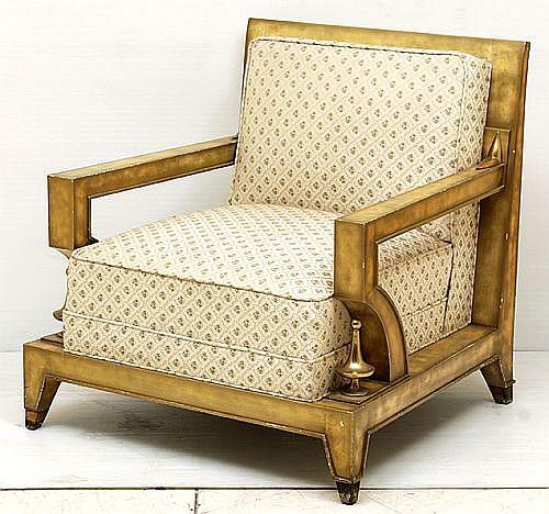 Armchair designed by Octavio Vidales (ca. 1960's)