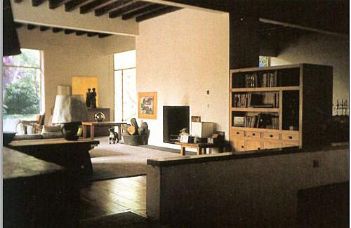 Casa Prieto living room (2009)