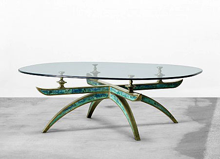 Coffee Table designed by Pepe Mendoza (ca. 1960)