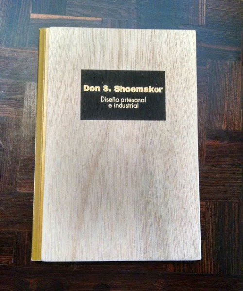 The Don S. Shoemaker MAM exhibition catalogue exposed
